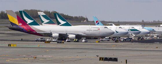 In an Upside-Down World, Alaska Briefly Had Busiest U.S. Airport