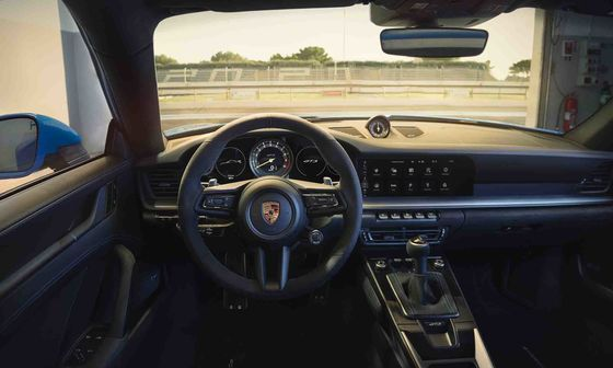 The New 911 GT3 Is One Porsche You're Going to Want in Stick Shift