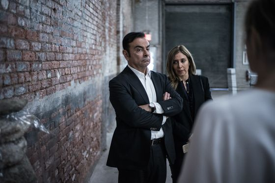 Ghosn's Wife Slams His Treatment in Japanese Prison