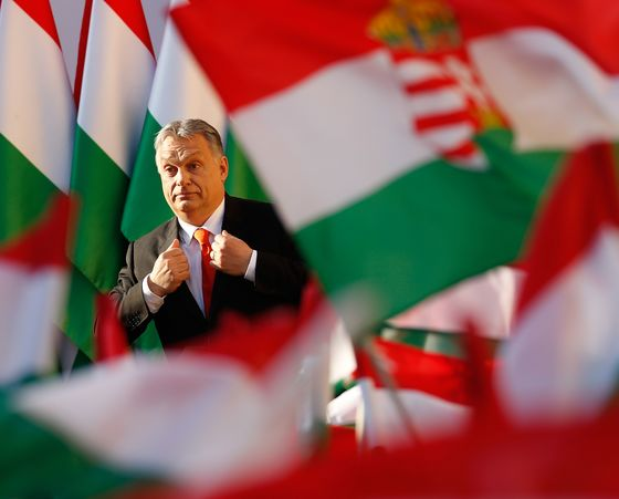 As Brexit Britain Puts Up Barriers, Hungary Shows the Downside