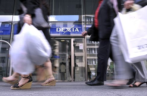 Dexia Moves Bank Crisis From Europe's Periphery to Its Cor