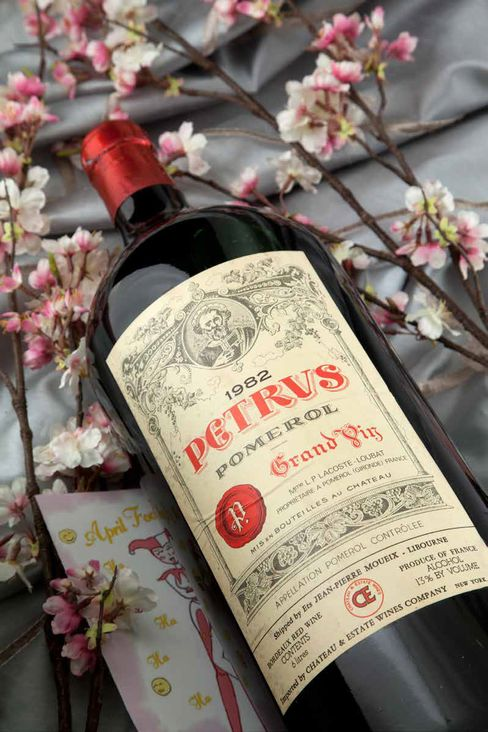 1982 Imperial of Chateau Petrus