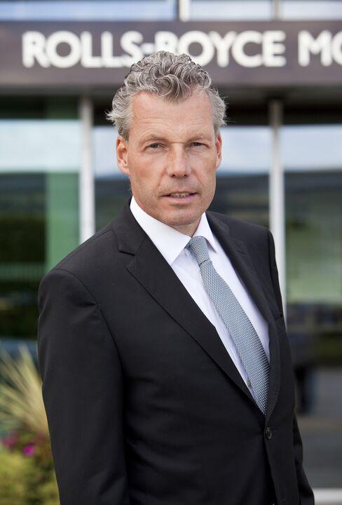 BMW's Rolls-Royce Motor Cars CEO Torsten Mueller-Oetvoes