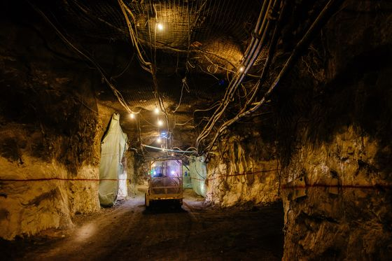 Fate of South African Gold Rests on Giant, Loss-Making Mine