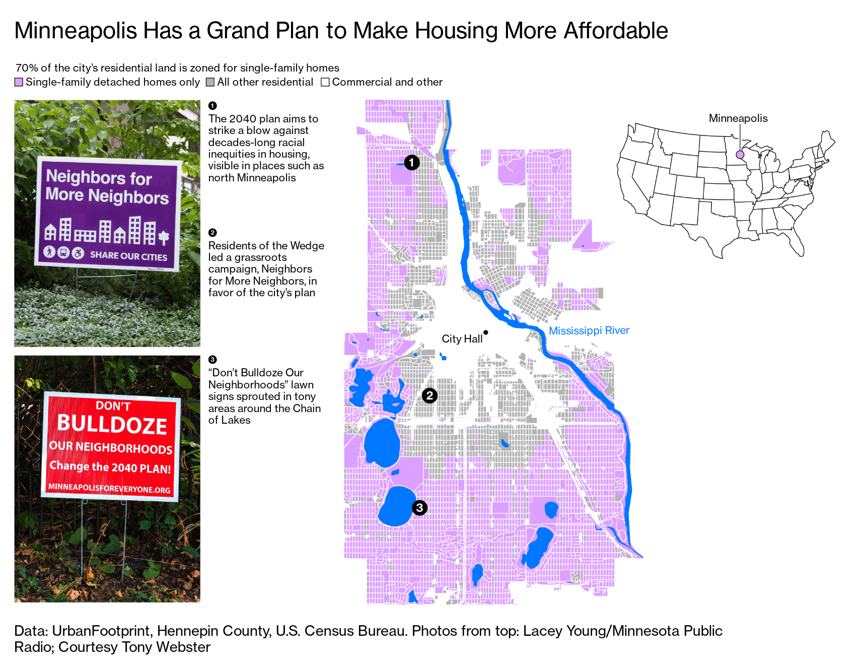 To Fix Its Housing Crunch, One U S  City Takes Aim at the