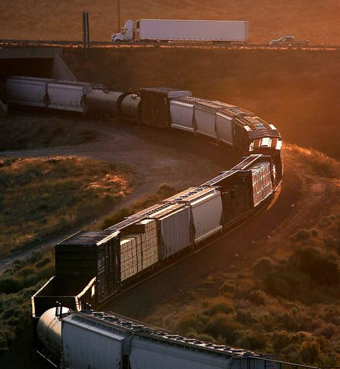 House Highway Bill Stokes Longstanding Truck-Rail Feud