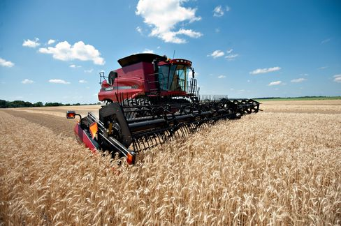 Farm Exports Seen Rising as Drought Pushes Up U.S. Crop Prices