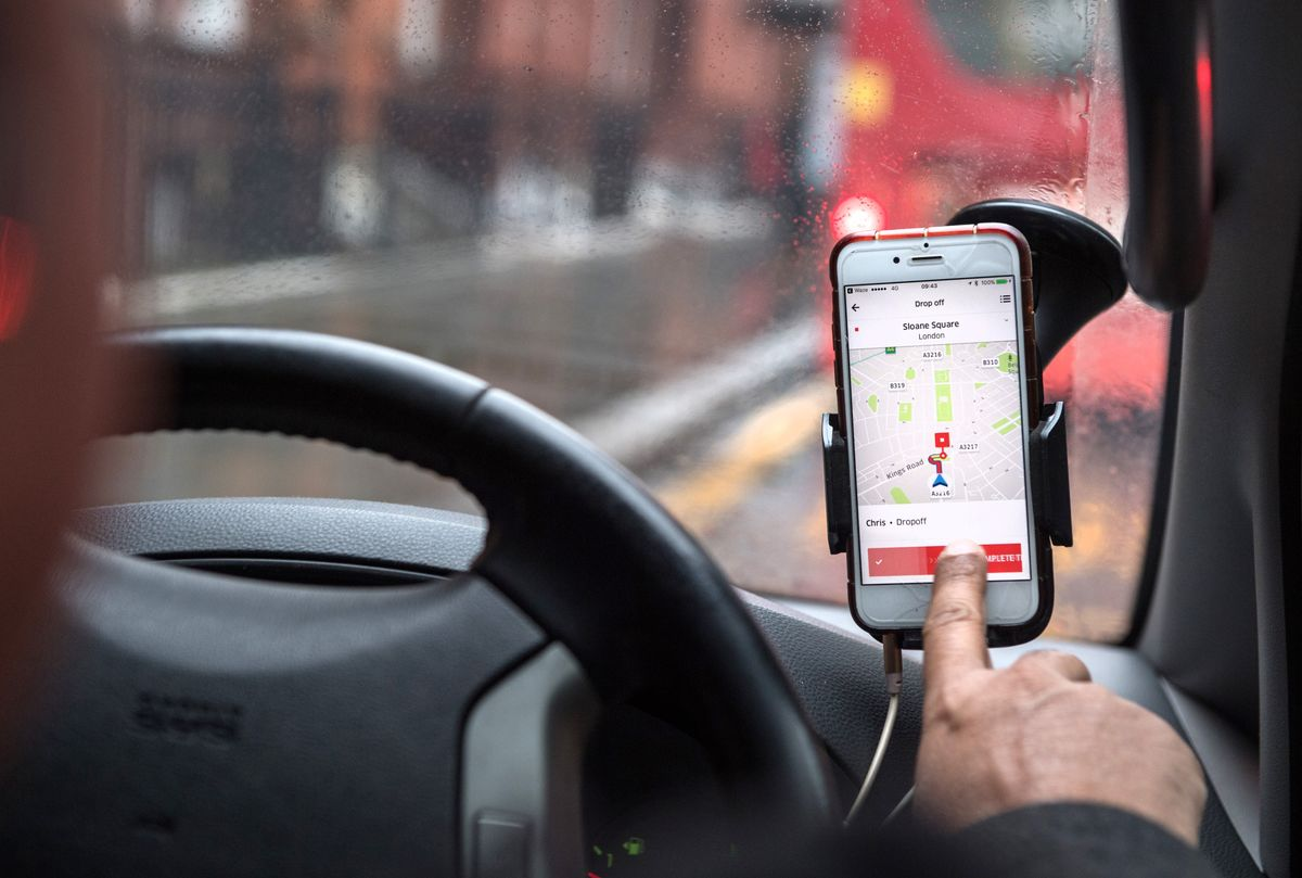 Uber Remark to Acknowledge UK Union Sedangkan Contoh Keeping Worker thumbnail