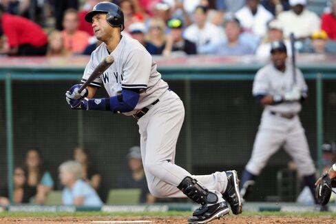 Yankees' Derek Jeter