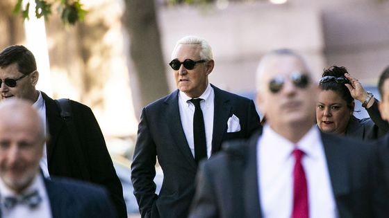 Roger Stone Is Guilty in Trial Over Lies About 2016 Leaks