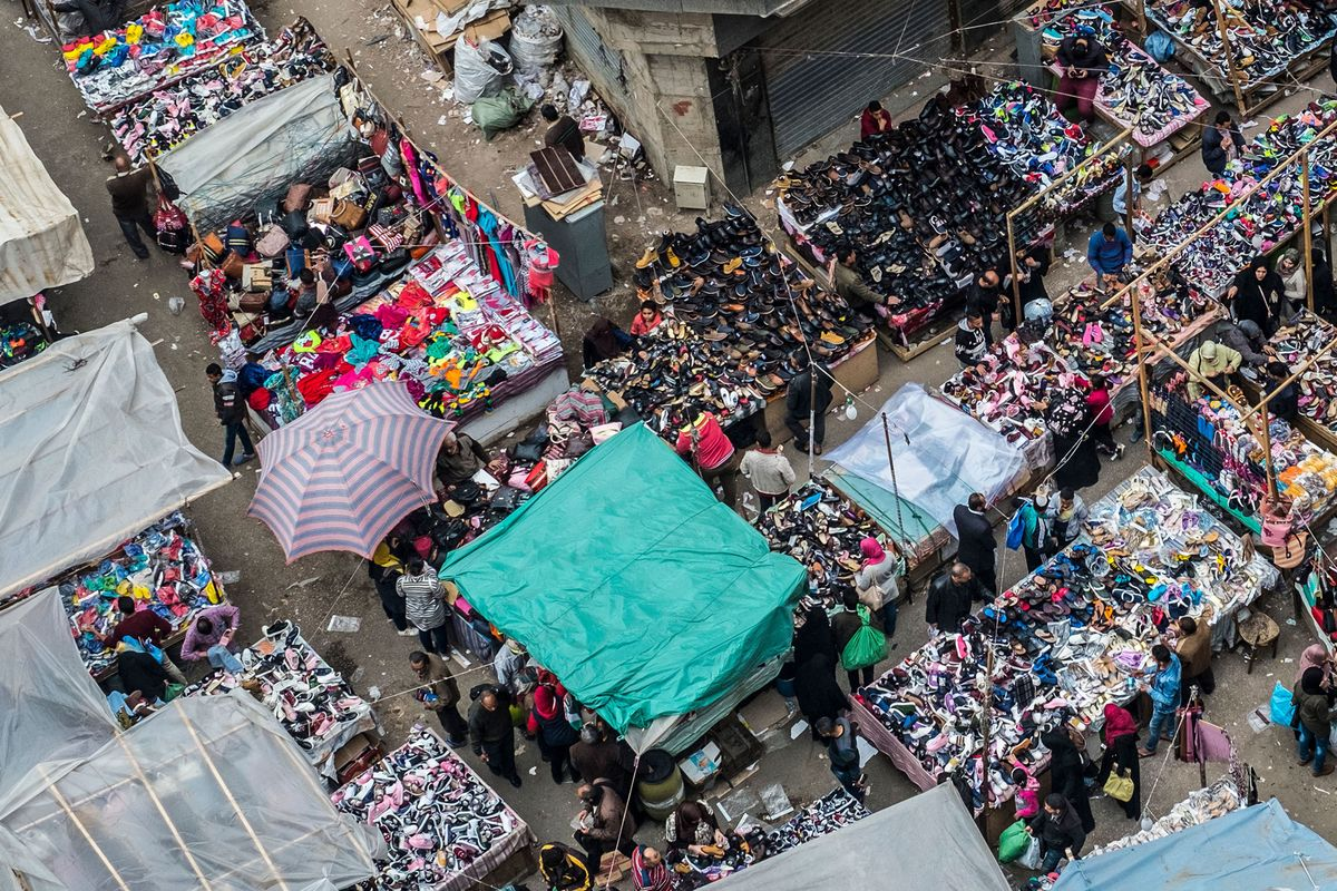 Economic Growth is Making Many Egyptians Poorer