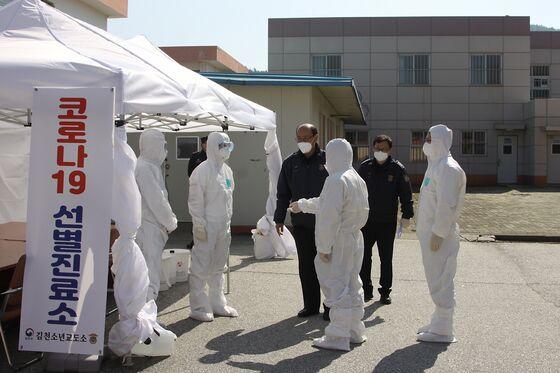 As Covid Roars Through U.S. Jails, Korea May Provide a Template