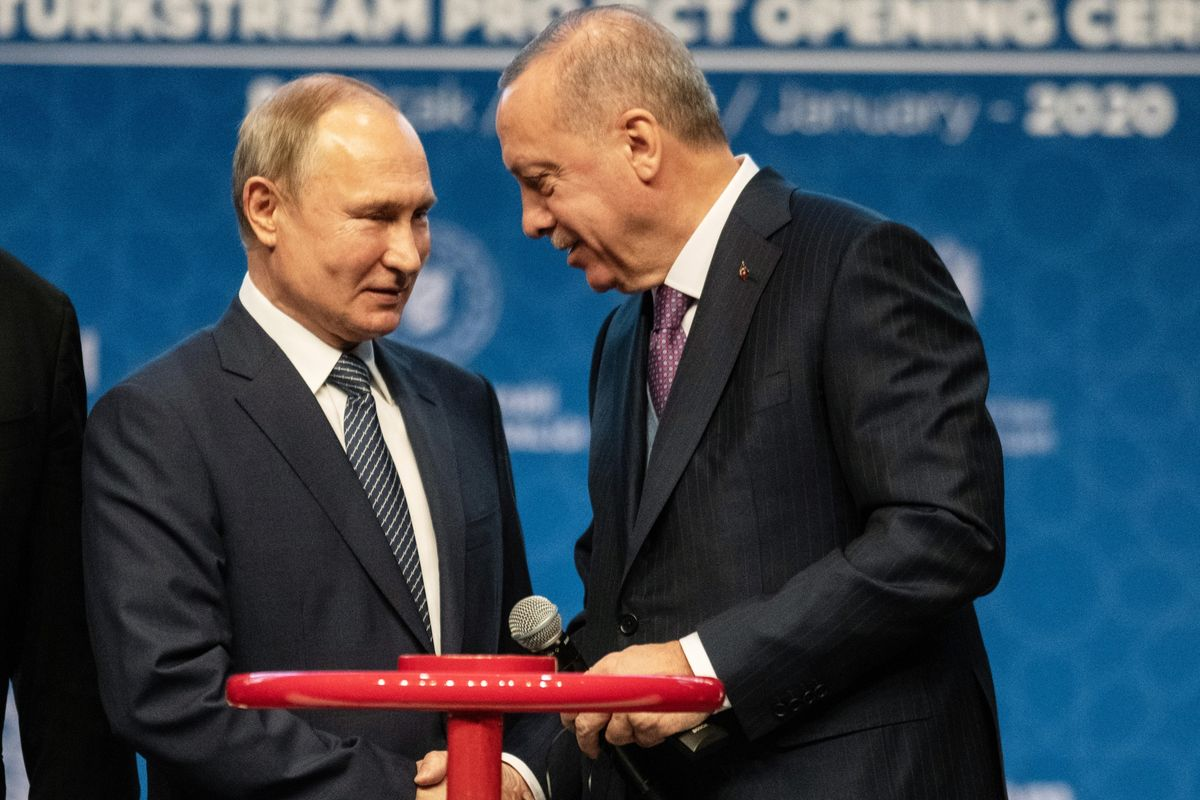 Turkey Is a Mediocre NATO Ally, But Russia Is Enemy No. 1
