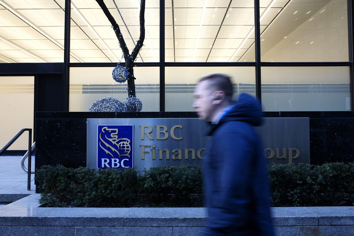 bloomberg.com - Kevin Orland - RBC Beats Estimates as Traders Drive Capital-Markets Record