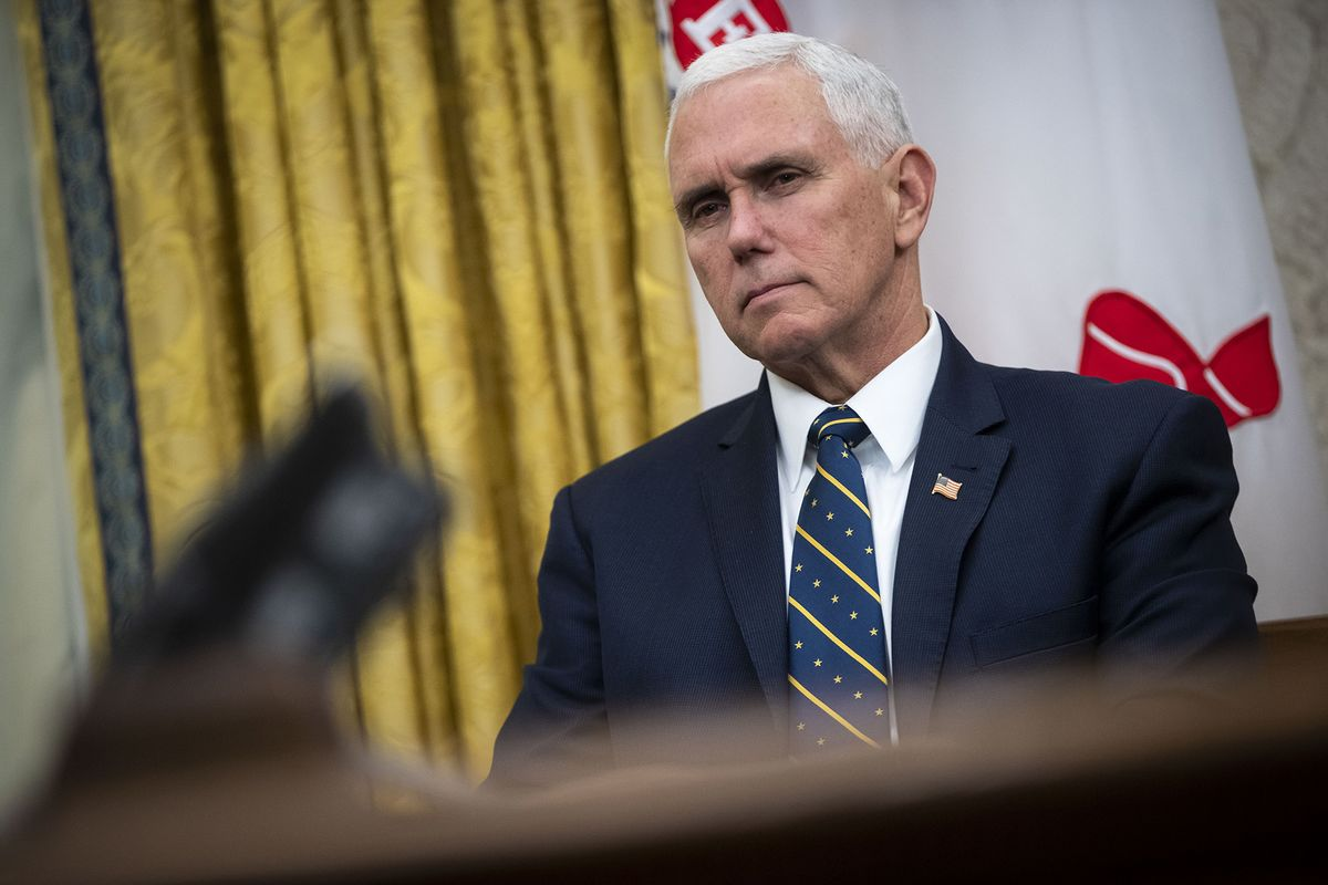 Pence Won't Travel to Japan for Emperor's Ceremony