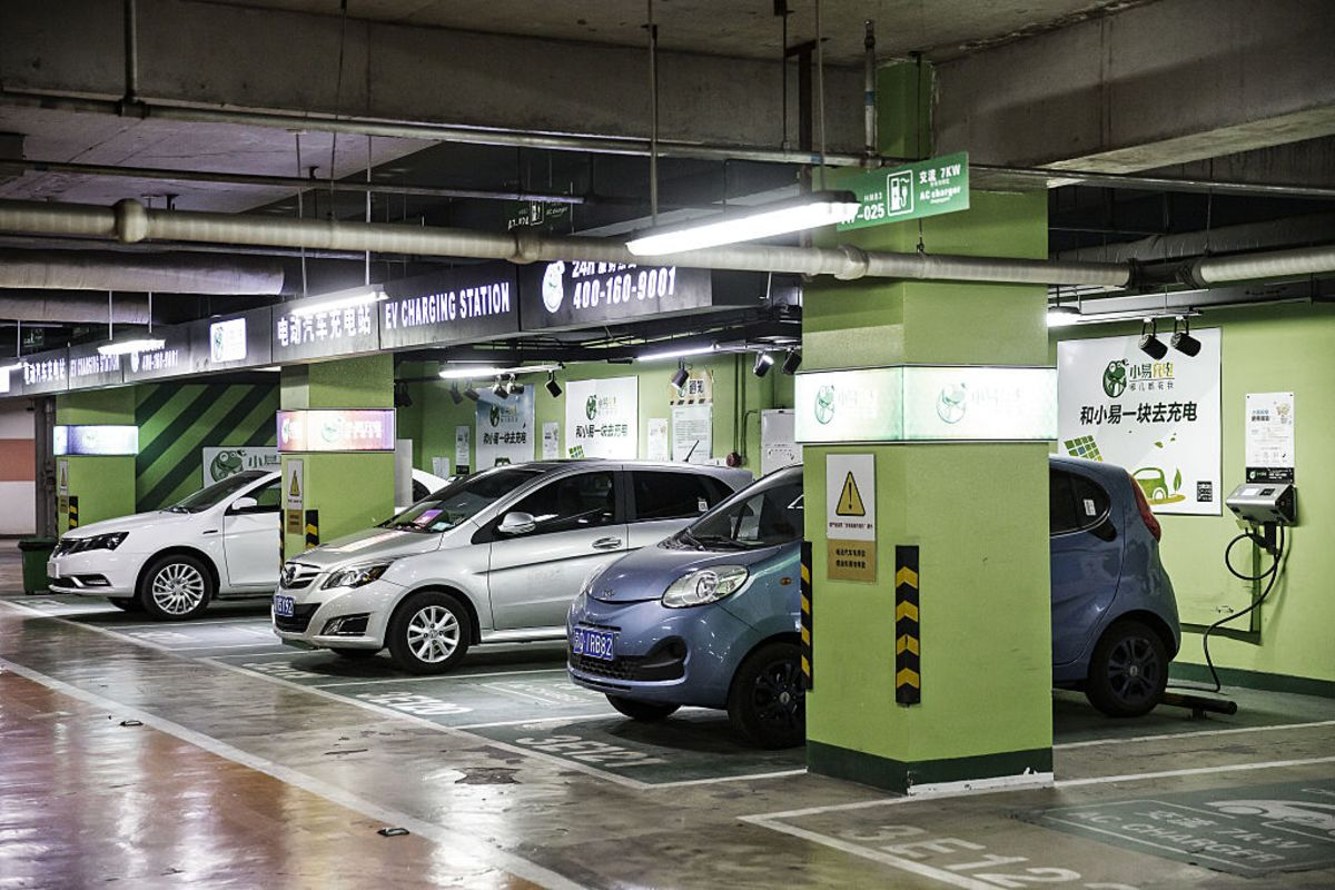 China Electric Cars Run On Coal But Are Still Cleaner