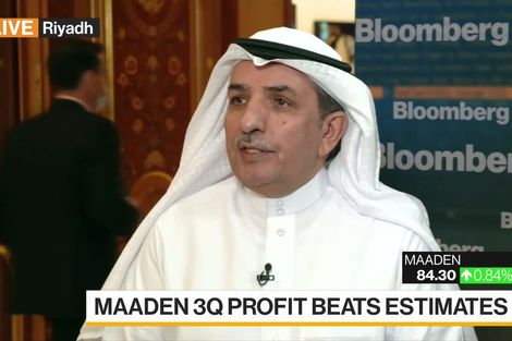 Al Harbi: Maaden's Third-Quarter Profits Exceed Estimates