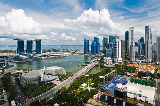 No. 6 (tie): Singapore