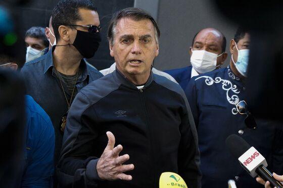 Facing Probes, Bolsonaro Maneuvers to Keep Congress Support