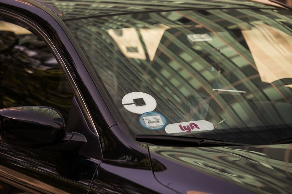 Lyft And Uber Are Easy To Understand And Hard To Value Bloomberg