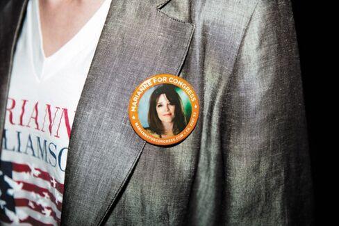Marianne Williamson, California's New Age Contender for Congress
