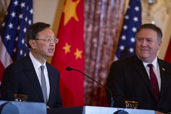 U.S.-China Talks Highlight Deep Divide Before Trump-Xi Meeting