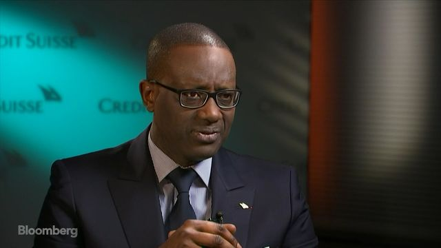Credit Suisse Rallies as Thiam Rides Return of Volatility