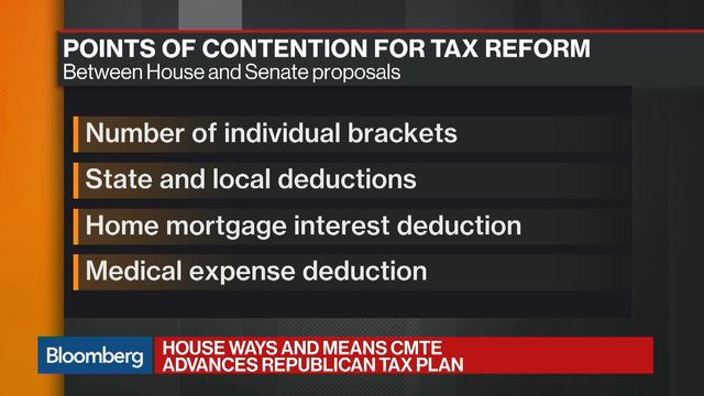 Everything You Need to Know About the Senate GOP Tax Plan