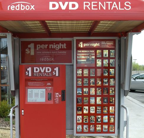Redbox Plots Internet Move Strategy