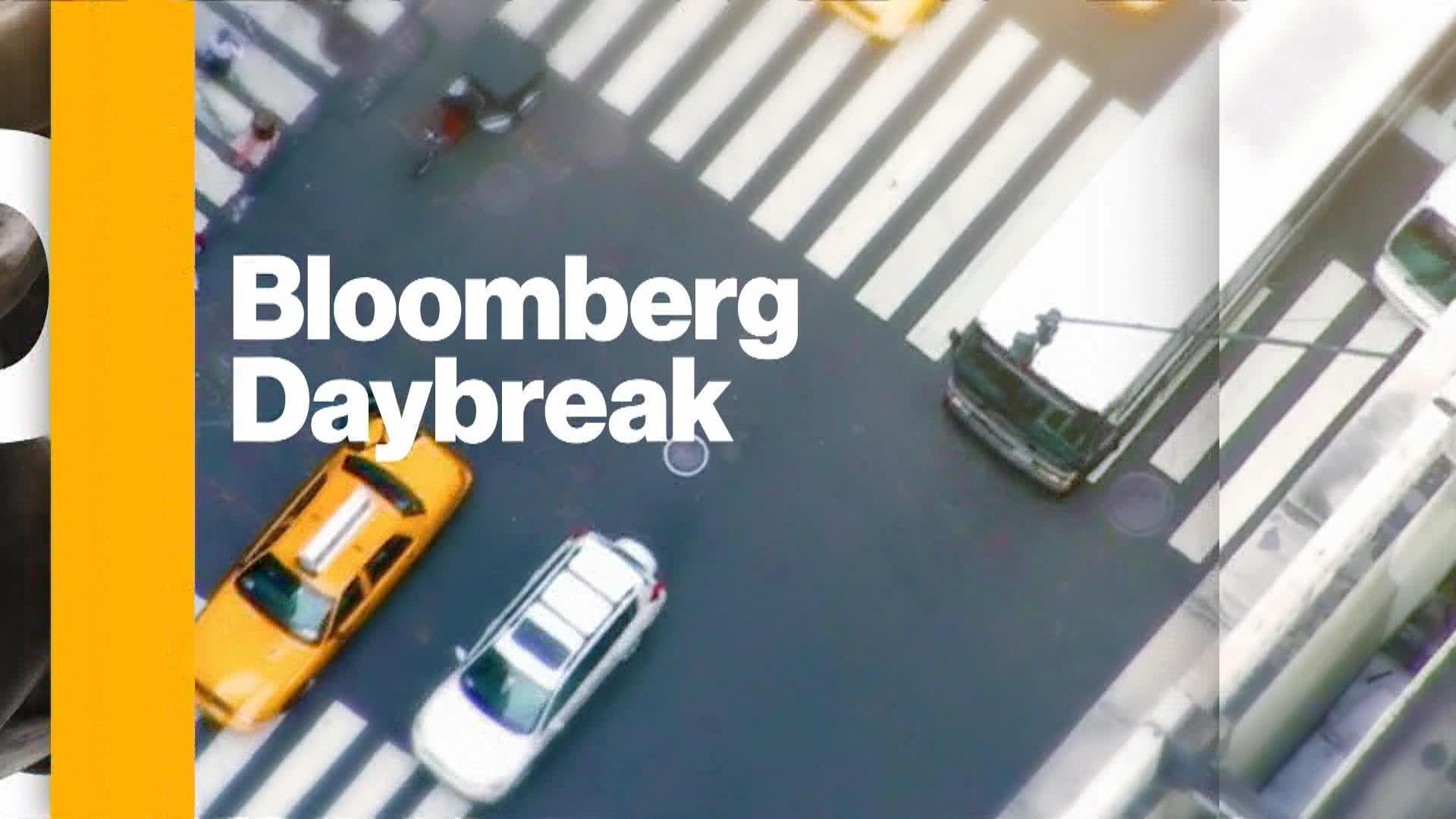 'Bloomberg Daybreak: Americas' Full Show (04/22/2019)