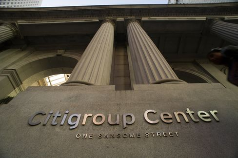 Citigroup Sees Significant Charge After Smith Barney Valuation