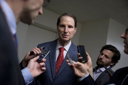 Senate Finance Committee Chairman Ron Wyden