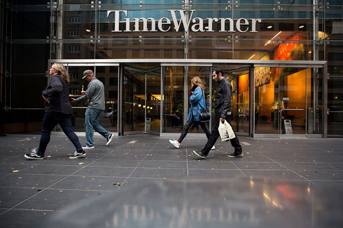 time warner value chain