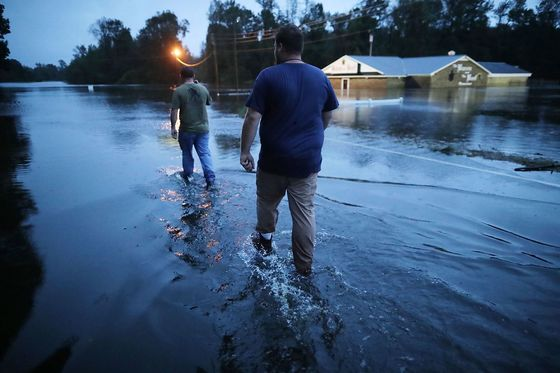 Florence Causes Catastrophic Flooding in the Carolinas