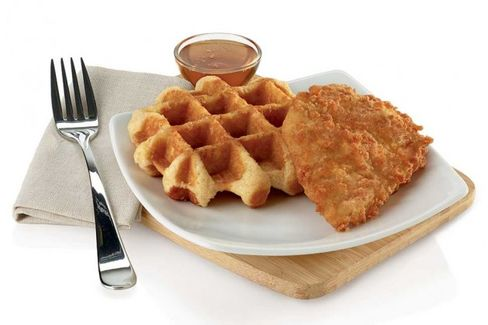 Chick-fil-A Does the Obvious: Chicken and Waffles