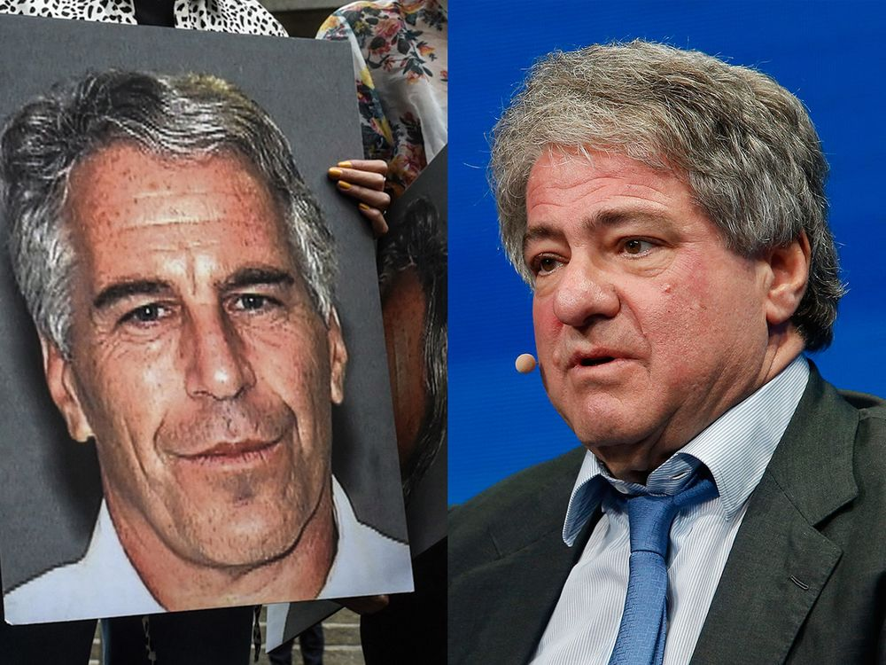 Epstein Couldn't Have Played Apollo Founder Leon Black That Easily -  Bloomberg
