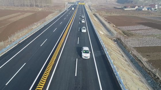 China Builds Site to Test Autonomous Cars in Highway Conditions