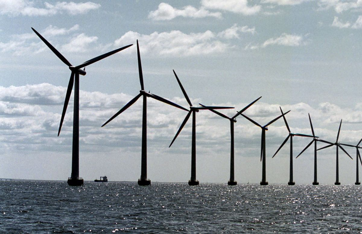 Orsted Readies Divers to Fix Wind-Power Cables on Sea Floor