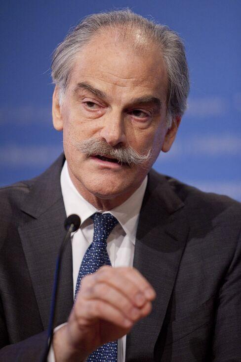 Acting IMF Managing Director John Lipsky