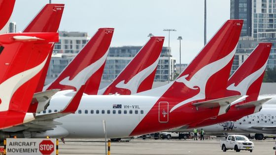 Qantas Cites 'Pent-Up Demand' in Laying Out Overseas Restart