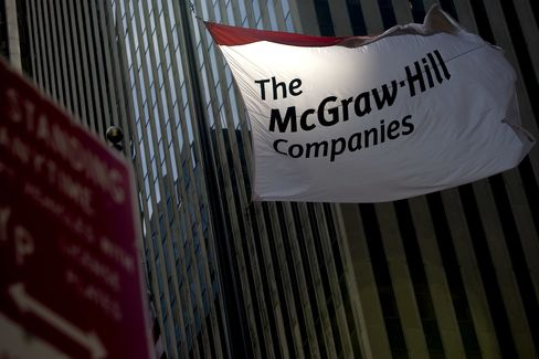 McGraw-Hill Said Among the Final Bidders for Wood Mackenzie