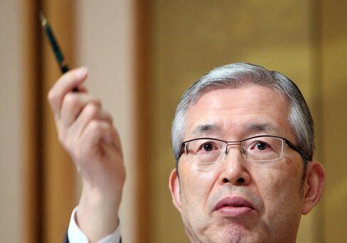 Nidec Chairman Shigenobu Nagamori