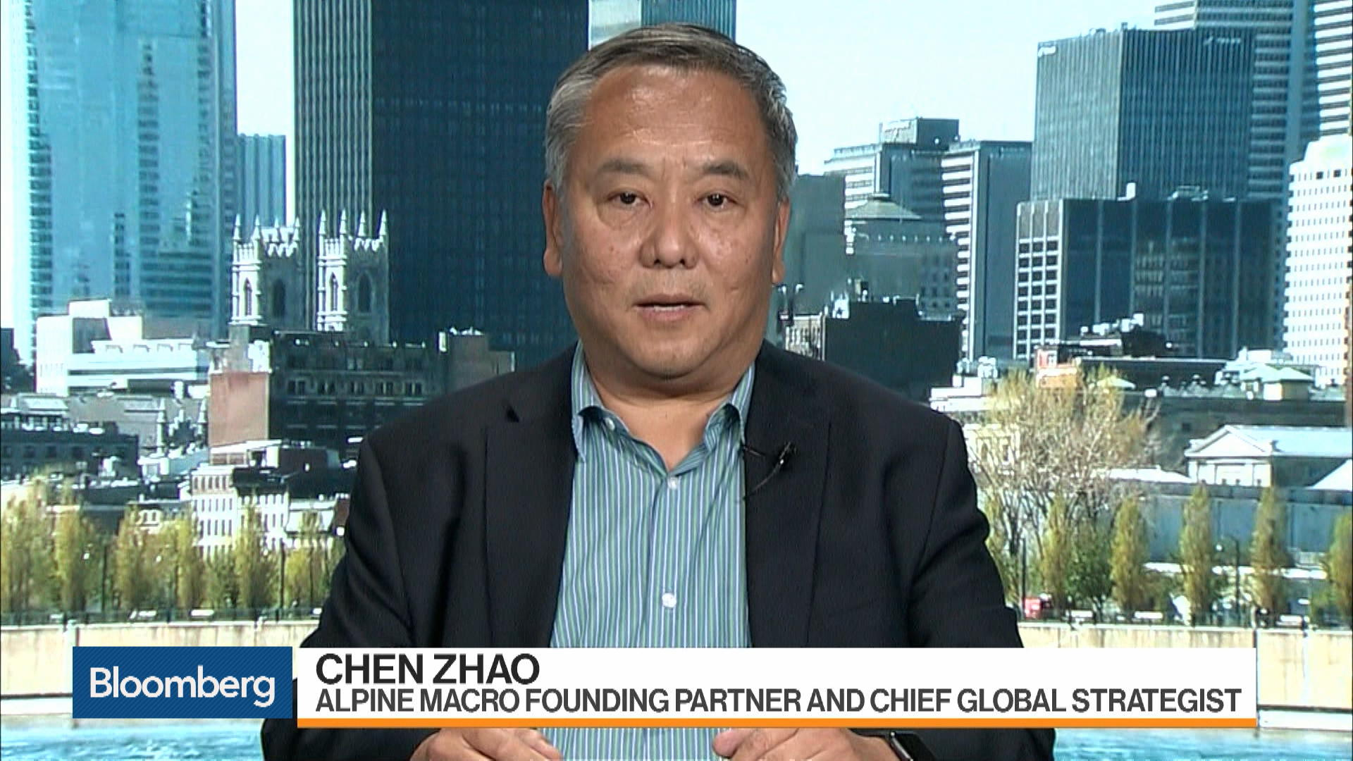 Surprised by How Little the Trade War Has Impacted China, Says Alpine Macro's Zhao