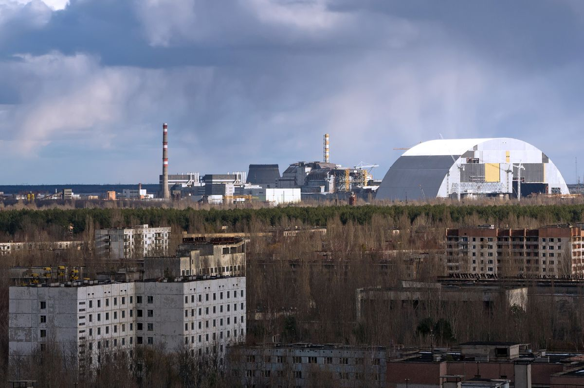Chinese, Germans Seek to Turn Chernobyl Wasteland to Solar Park