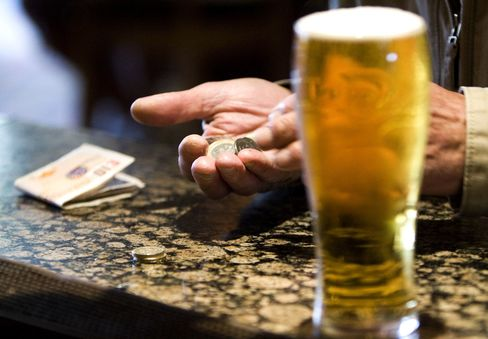 U.K. Proposes New Regulator to Cut Pub Companies' Tenant Income