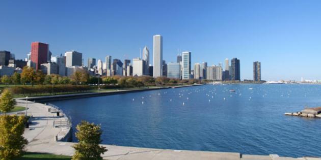 No. 16 Best-Performing Big Metro: Chicago-Naperville-Joliet, Ill.-Ind.-Wisc.