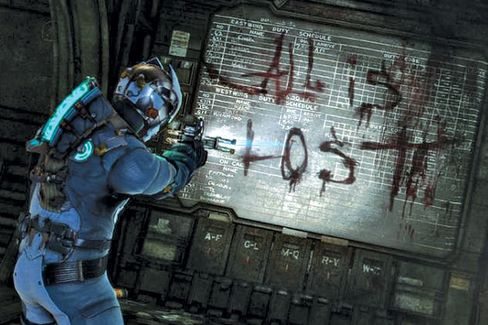 For Electronic Arts, Are Console Games a Dead Space?