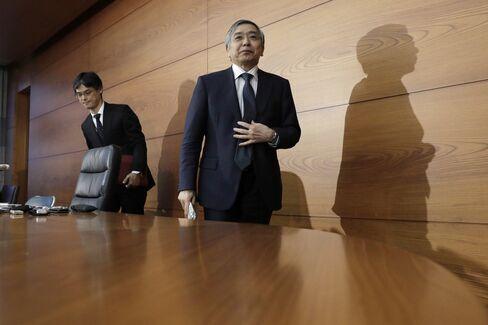 Haruhiko Kuroda on Sept. 21.