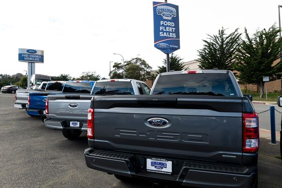 Ford Sees $2.5 Billion Chip Shortage Cost, Lowers Outlook