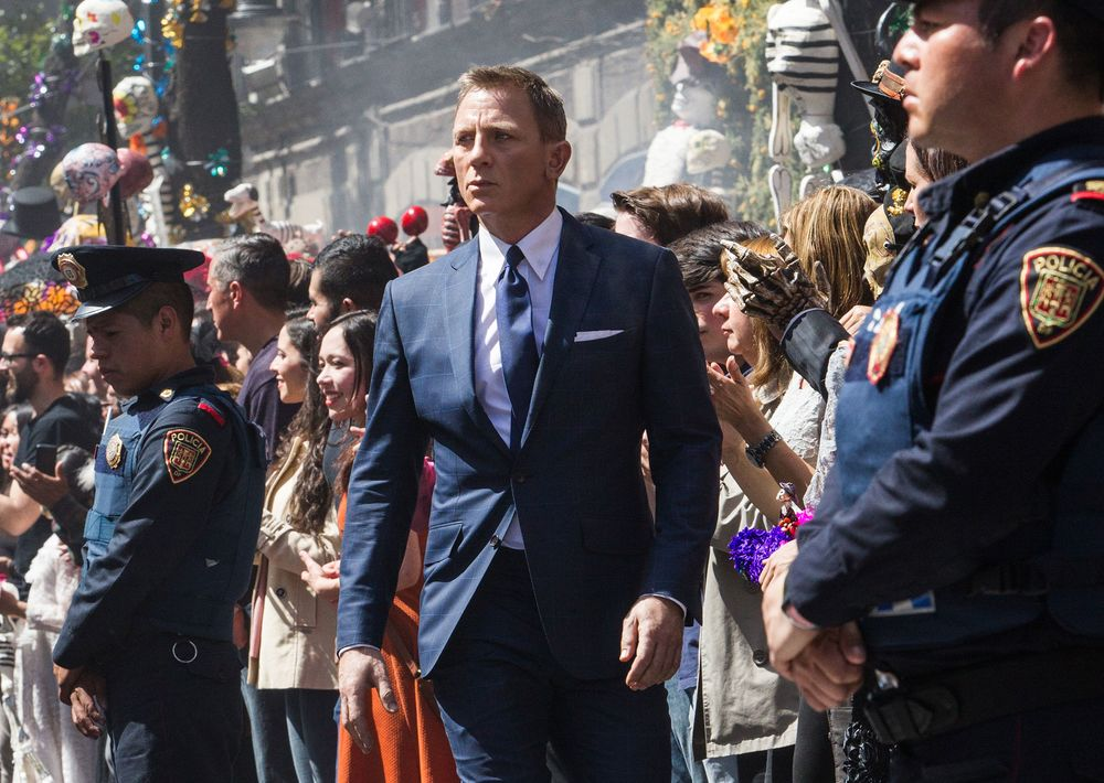 6ec53a3bb2d relates to Every Single Expensive Thing in James Bond s Spectre